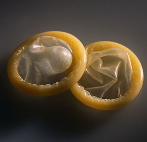plain latex condom C-6001